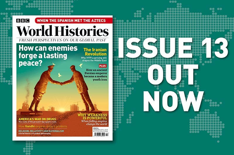 Issue 14 of BBC World Histories Magazine.