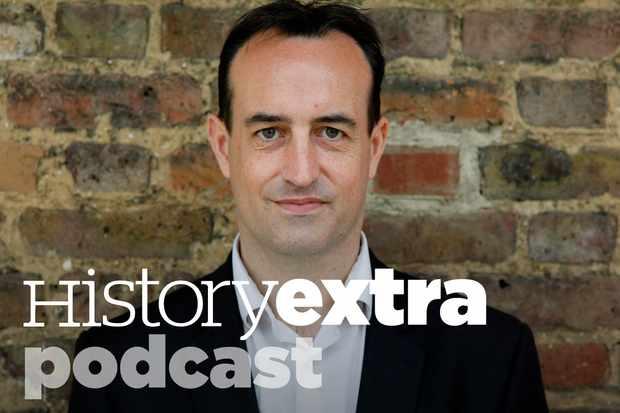 Historian Nick Barratt.
