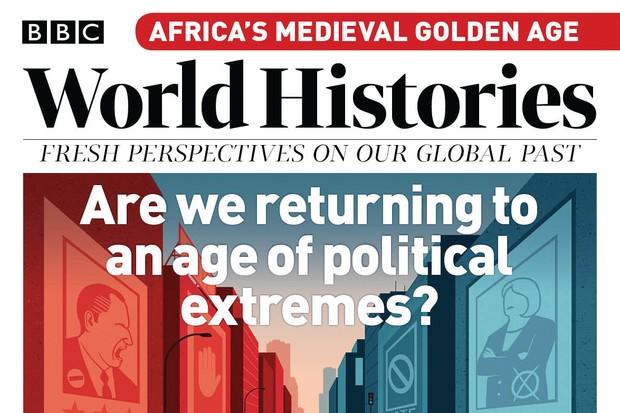Issue 13 of BBC World Histories magazine