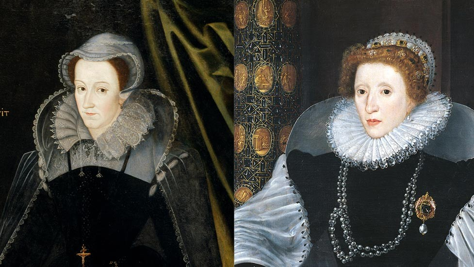 Queens at war: Elizabeth I vs Mary, Queen of Scots