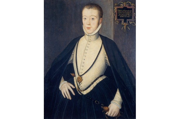 Henry Stuart, Lord Darnley, 1545 - 1567. Consort of Mary, Queen of Scots, by Unknown, 1564. Oil on panel. . (Photo by National Galleries Of Scotland/Getty Images)