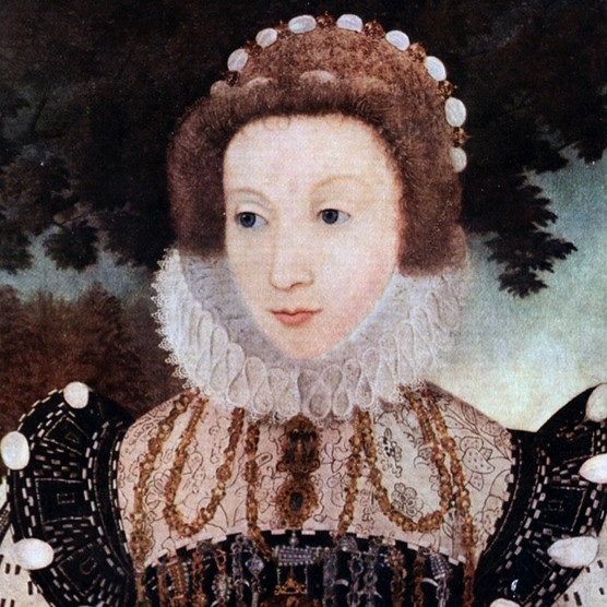 A 16th-century portrait of Mary, Queen of Scots. (Photo by The Print Collector/Print Collector/Getty Images)