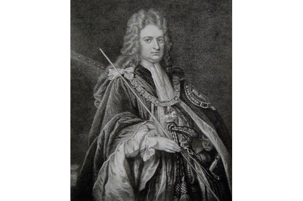 Robert Harley, 1st Earl of Oxford and Earl Mortimer. As a member of Anne's inner circle of favourites, was again the inevitable choice for Speaker, says Sarah Richardson. (Photo by: Universal History Archive/UIG via Getty Images)
