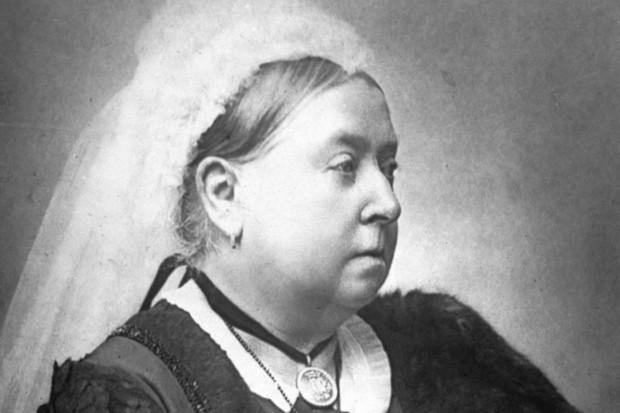 Queen Victoria - cover