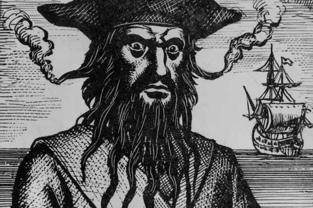 6 despicable pirates from history