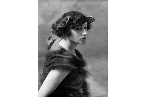 Colette - 1906 as Le Petit Faune in Le Desir, La Chimere et lAmour at theatre Mathurins. Her performance caused a scandal. Very revealing costume and provocative lines. Real name: Sidonie-Gabrielle Colette, 28 January 1873 ? 3 August , 1954. (Photo by Culture Club/Getty Images)
