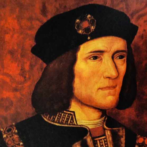 """""""As for the accusation that he killed the princes in the Tower, I think he was framed,"""" says Robert Lindsay of Richard III, shown in a 16th-century portrait. (Photo by Universal History Archive/UIG via Getty Images)"""