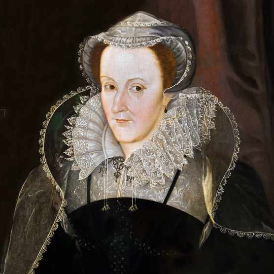 Mary Stuart, shown here in a painting after Nicholas Hilliard, might have been a good queen, says Kate Williams, but the odds were stacked against her. (Image by Superstock)