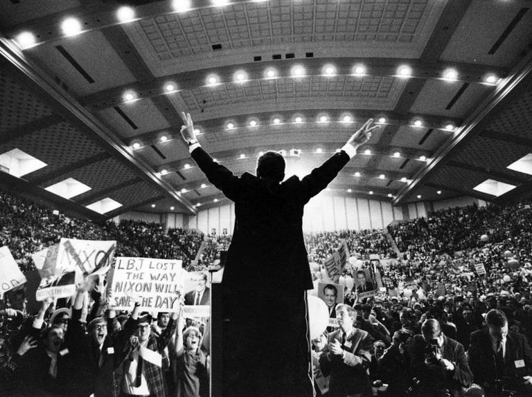 Richard Nixon: The Rise And Fall Of An American President - HistoryExtra