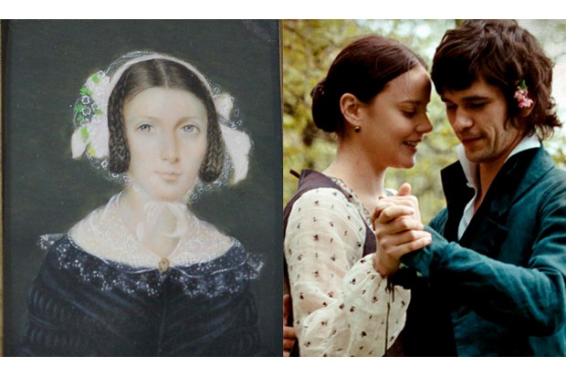 Bright Star explores the three-year love affair between Romantic poet John Keats and his muse Fanny Brawne. (Images by Peter Macdiarmid/Getty Images | AF archive/Alamy Stock Photo)