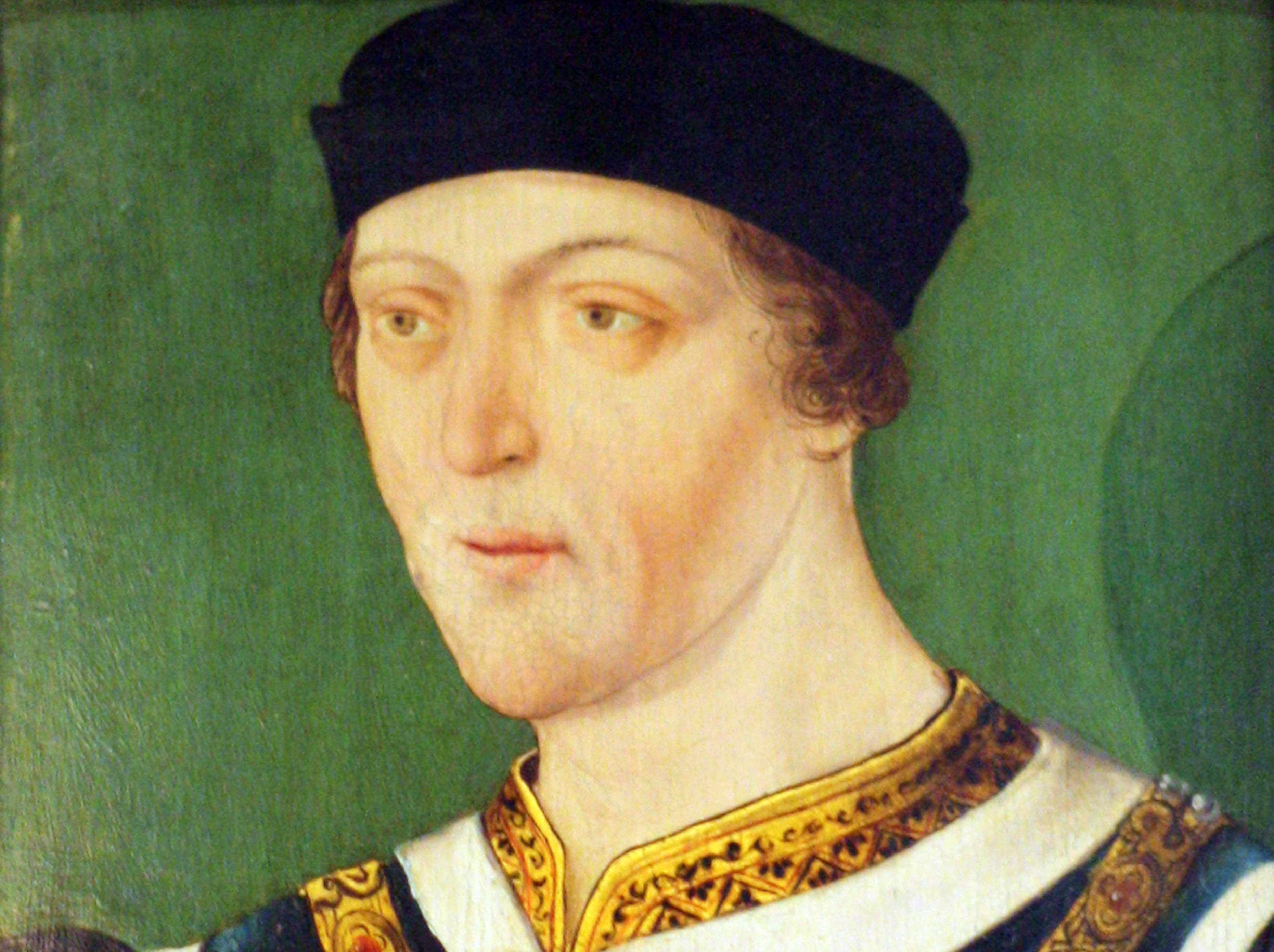 As a child king, Henry VI – shown in a c16th-century portrait – learned the lessons of kingship from books. Unfortunately, those books didn't extol the merits of ruthlessness and practising realpolitik. (Photo by Universal History Archive/UIG via Getty Images)