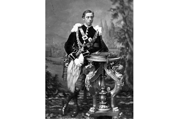 c1880: Leopold Albany, Duke of Albany, son of Queen Victoria. (Photo by Hulton Archive/Getty Images)