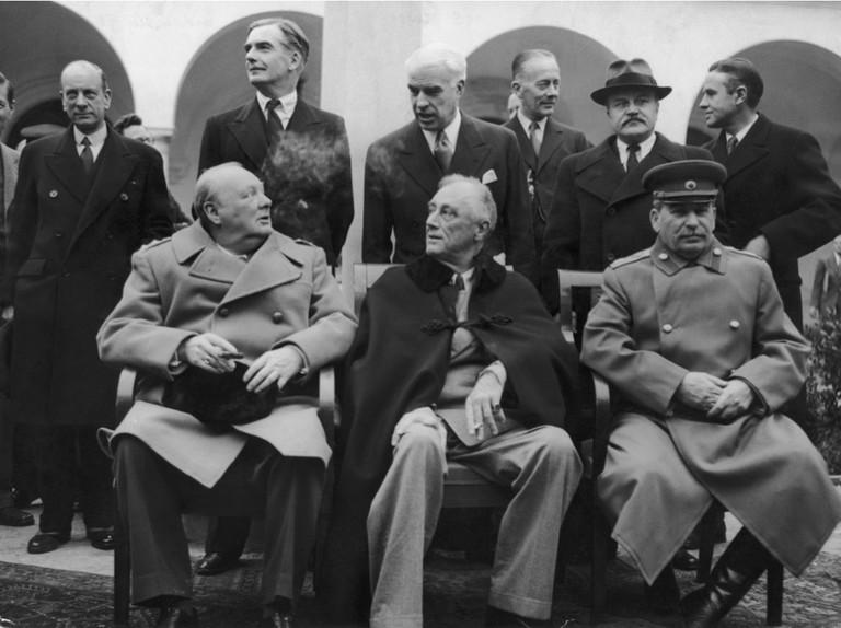 WW2: When Britain stood (not quite) alone