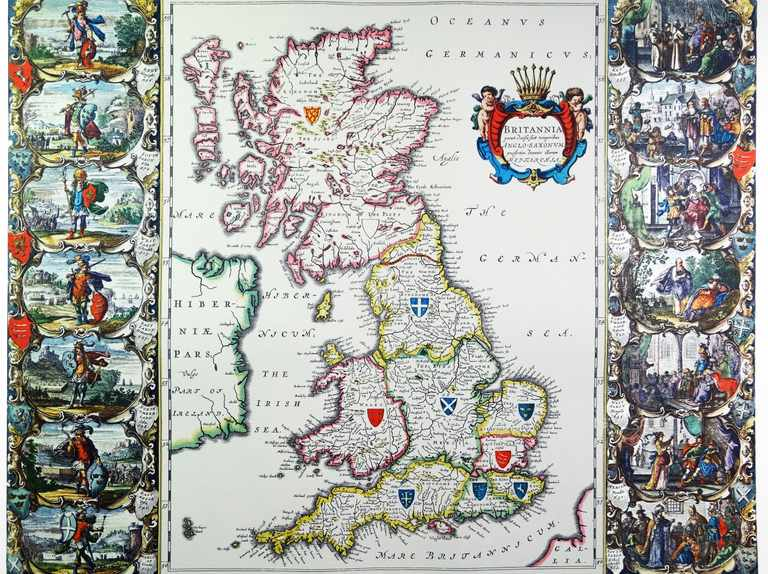"""""""The anglocentric view we have of British history is unsustainable,"""" says Misha Glenny"""
