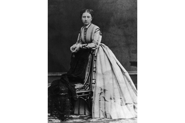 c1876: Princess Louise Caroline Alberta, wife of the 9th Duke of Argyll and daughter of Queen Victoria. (Photo by Hulton Archive/Getty Images)