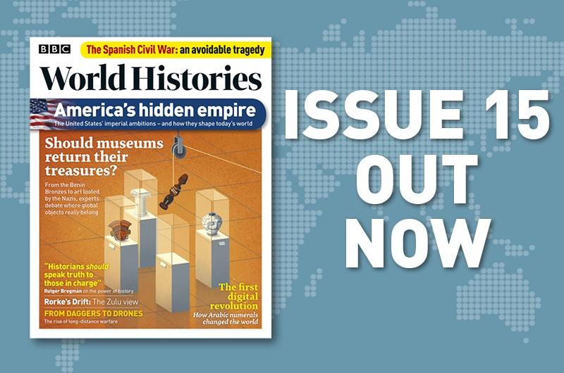 World Histories Magazine issue 15