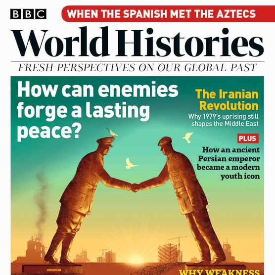 World Histories February/March 2019 issue.