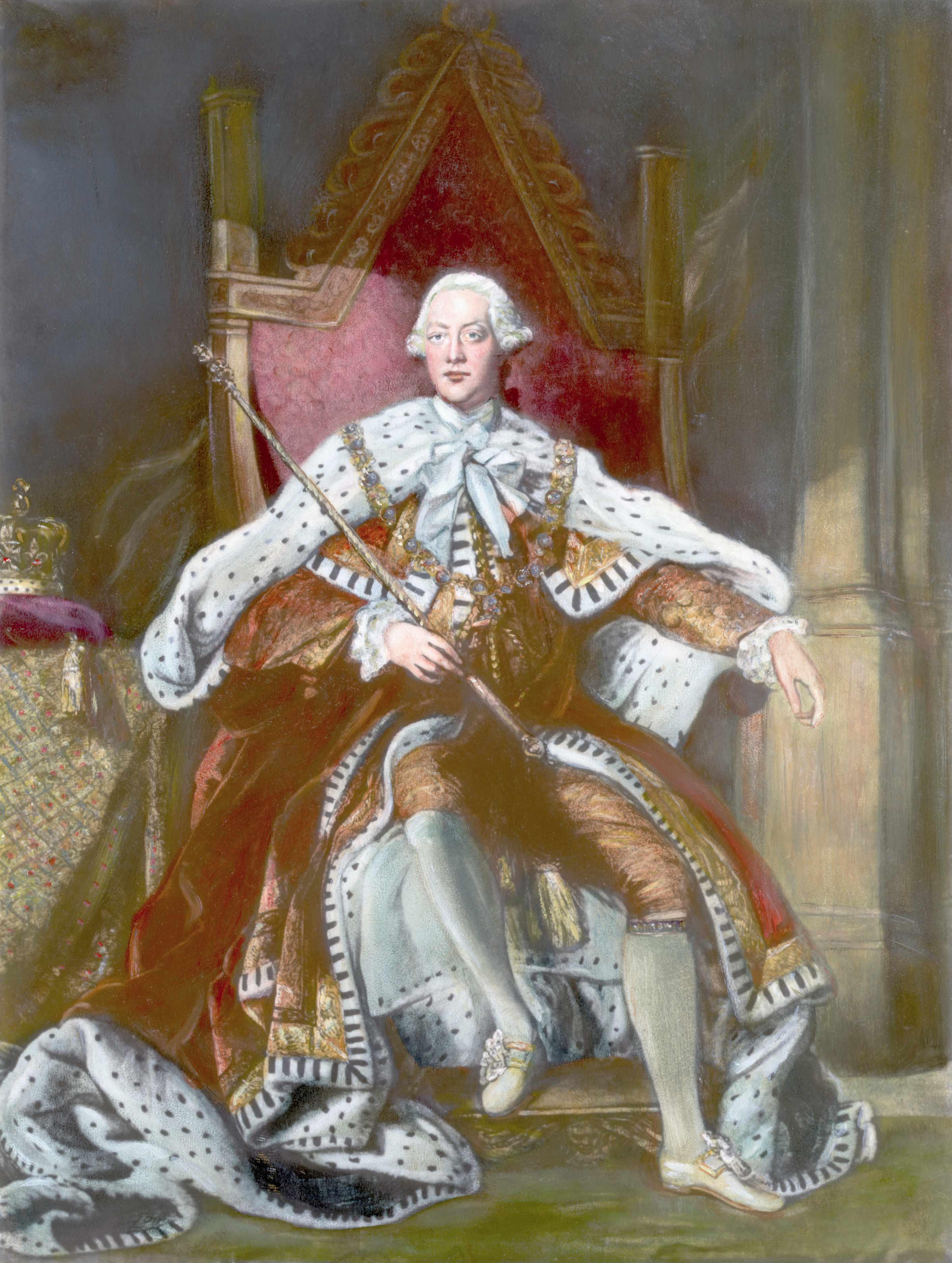 George III – Getty