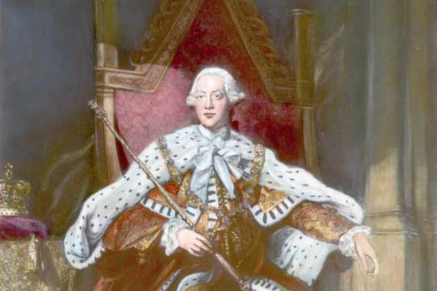 George III – Getty