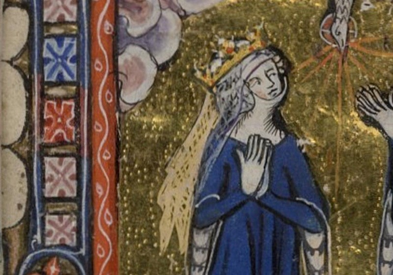 Eleanor of Woodstock, eldest daughter of Edward II, whom you can read more about in the April 2019 issue of BBC History Magazine. Medieval princesses had more agency than we might think says historian Kelcey Wilson-Lee. (Image by Alamy)