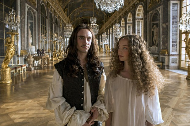 We may be happy enough to watch Louis XIV lust his way through the French court in BBC drama 'Versailles' (pictured), but when it comes to talking about our own sex lives and bodies, we are far less enthusiastic, says Dr Kate Lister. (Image by AF archive / Alamy Stock Photo)