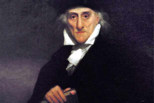 A c1830 portrait of the scandalous but sublimely talented Lorenzo da Ponte. (Photo by Alamy)