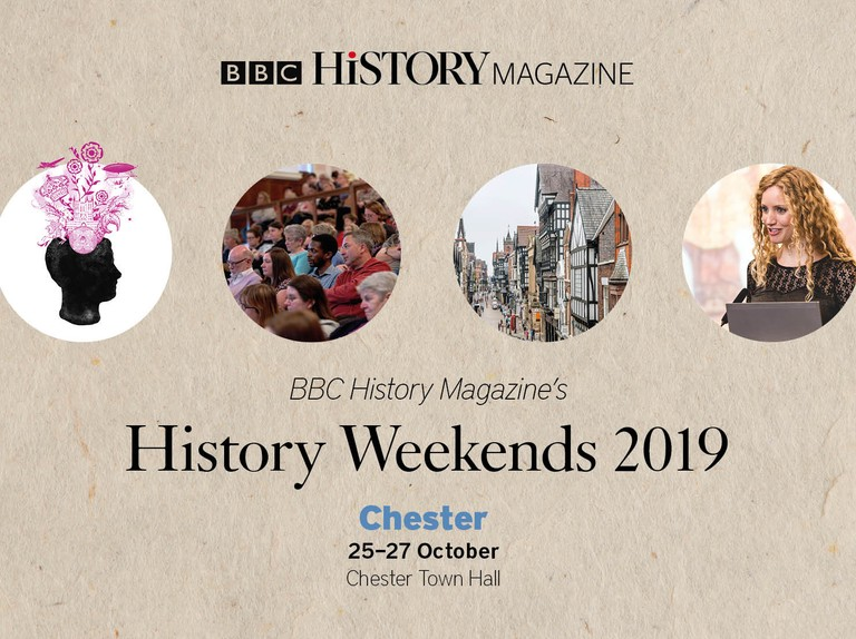 History Fringe Sessions: BBC History Weekend Chester 2019