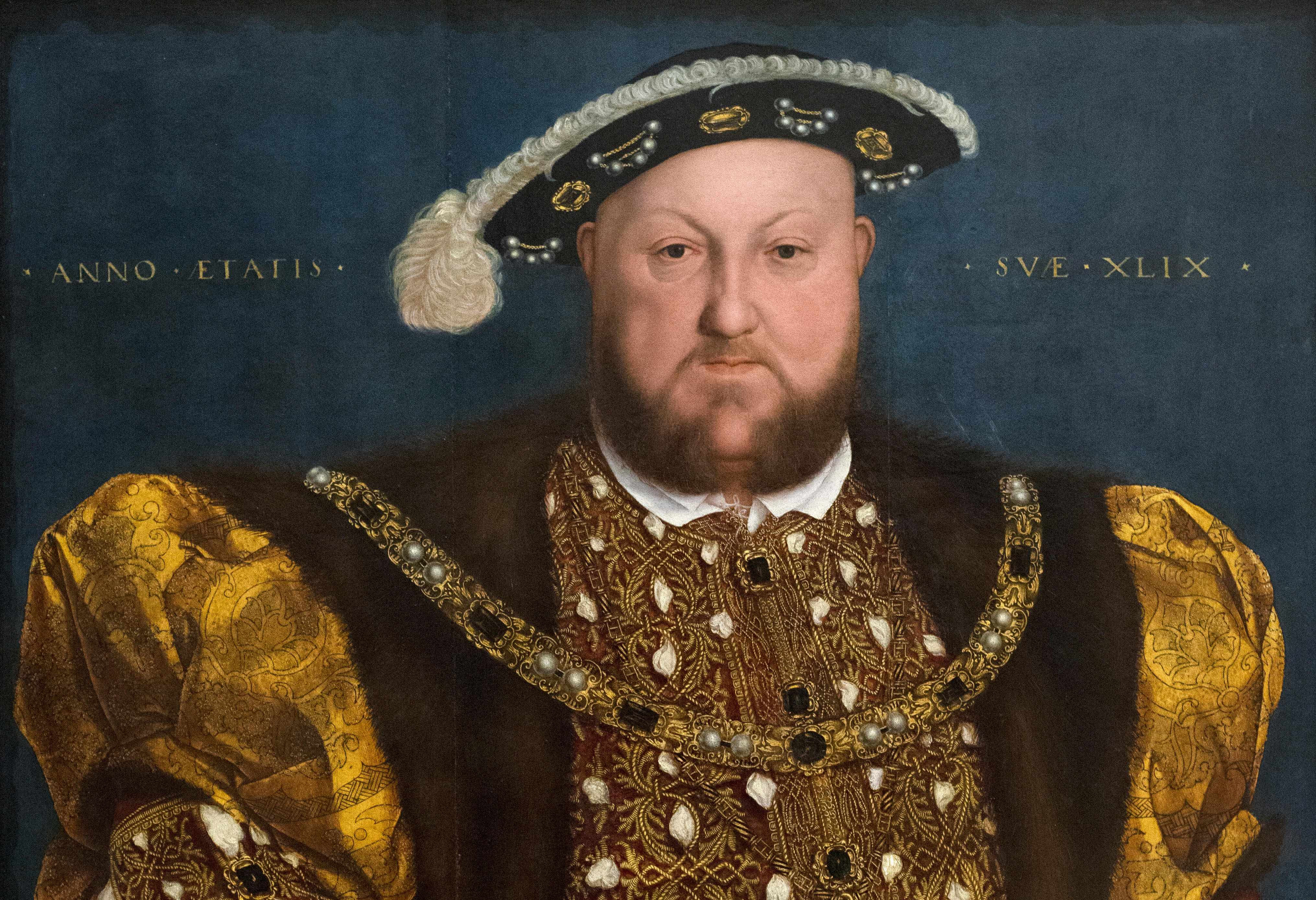 Seeking to remove opponents who questioned his right to be head of church and state, Henry VIII was ruthless in his pursuit of those he deemed traitors. (Image by Alamy)