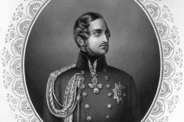 Portrait of Prince Albert, Queen Victoria's husband and consort. (Photo by Hulton Archive/Getty Images)