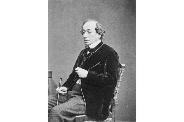 Benjamin Disraeli emerged as the party's leader in the Commons in the early 1850s. (Photo by Bettmann via Getty Images)