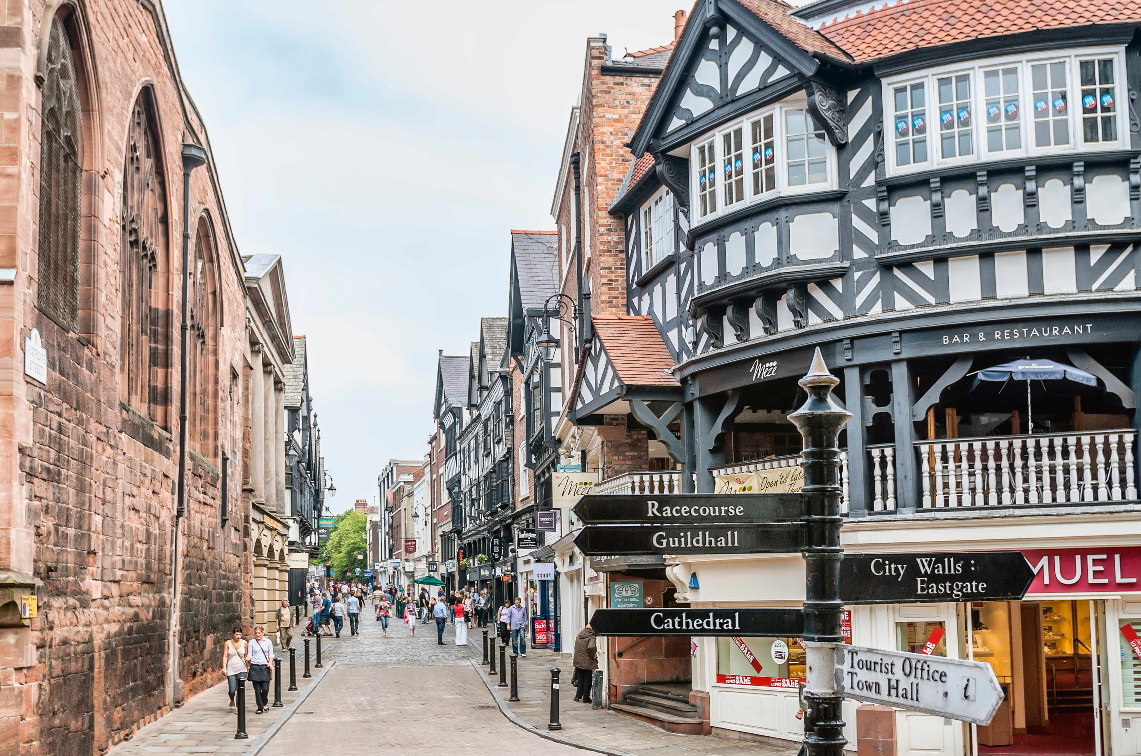Chester. (Photo by Olaf Protze/LightRocket via Getty Images)