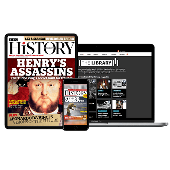 Subscribe to The Library on historyextra.com