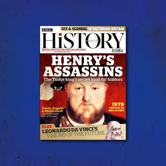 The May 2019 issue of BBC History Magazine is out now.