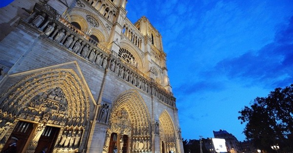 Notre Dame Cathedral 10 Historical Facts History Extra