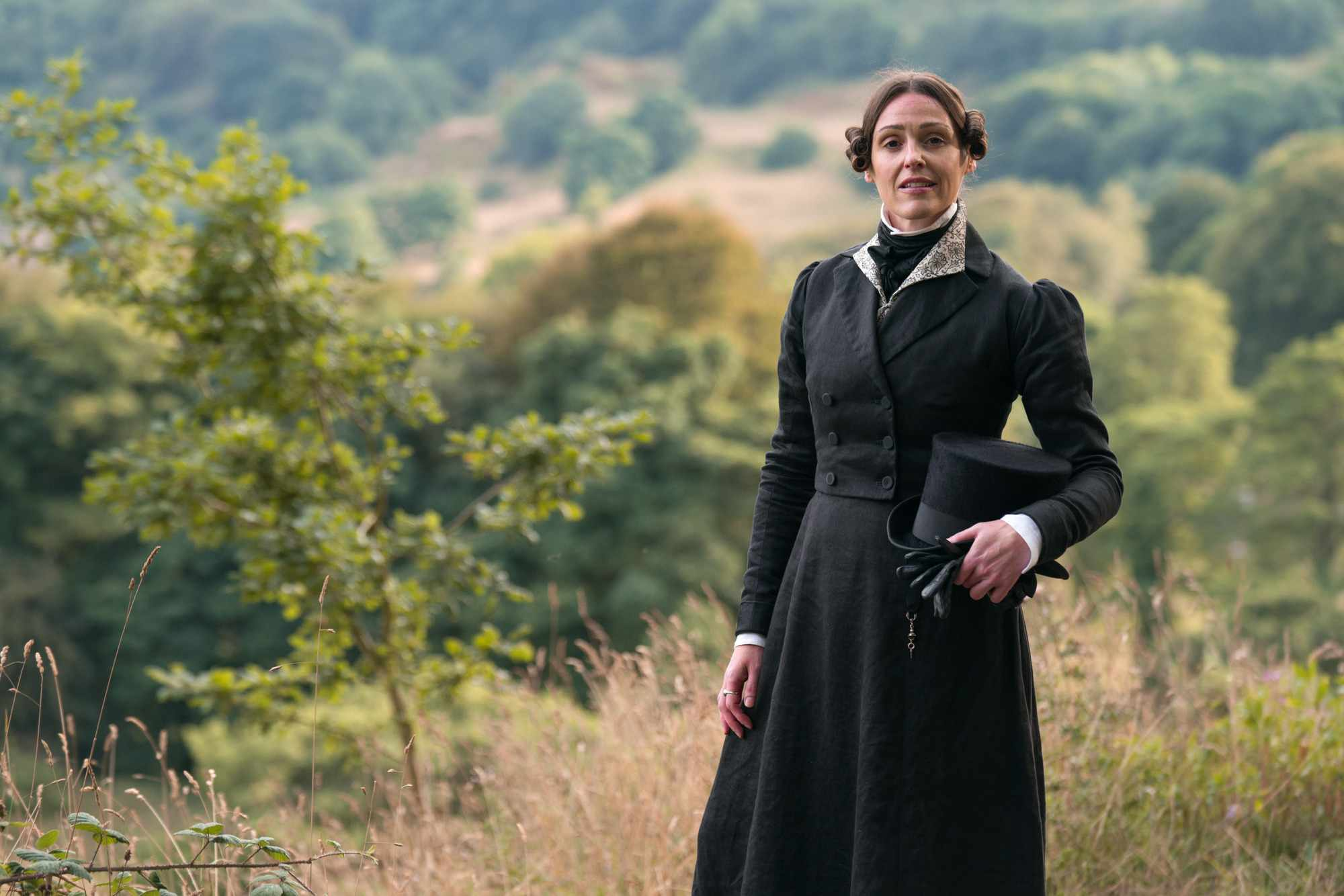 Gentleman Jack. (Photo by BBC/Lookout Point/HBO/Aimee Spinks)