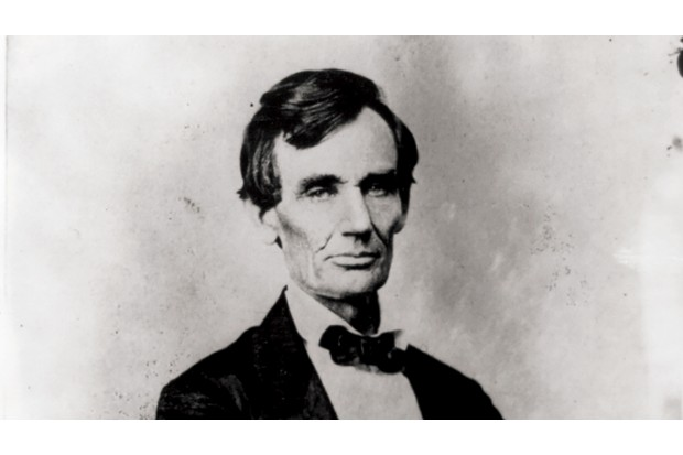 Abraham Lincoln's last portrait before growing his vote-winning bristles. (Image by Library of Congress)