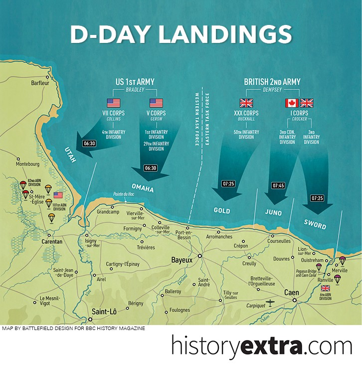 D-Day Facts: What Happened, How Many Casualties, What Did It