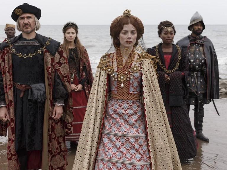 The real history behind The Spanish Princess