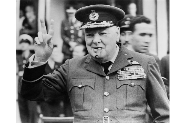 As David Reynolds has demonstrated, some of the documents that Churchill included were doctored (to the extent of paragraphs and sentences omitted) to enhance the premier's post-war reputation.(Photo by Central Press/Hulton Archive/Getty Images)