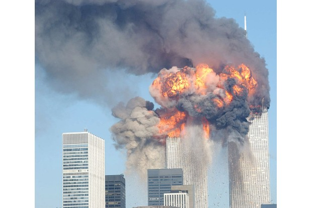 Violent extremism was raised to a global priority by the 11 September 2001 attack on New York's World Trade Center; it was elevated still further by the rise of ISIS in the 2010s. (Photo by Spencer Platt/Getty Images)