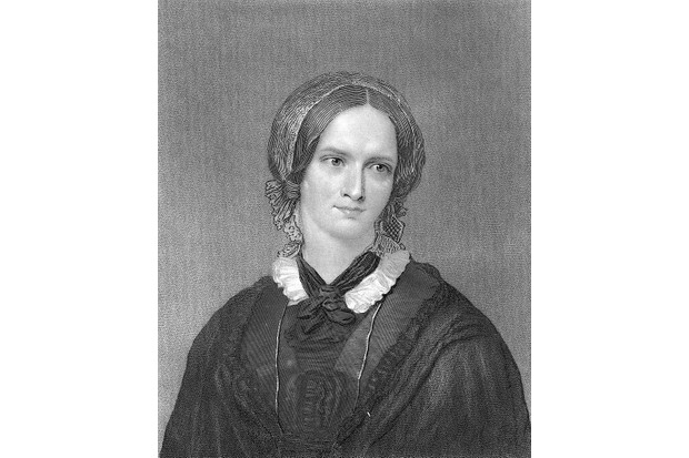 Portrait of British novelist and poet Charlotte Brontë. (Photo by Kean Collection/Getty Images)
