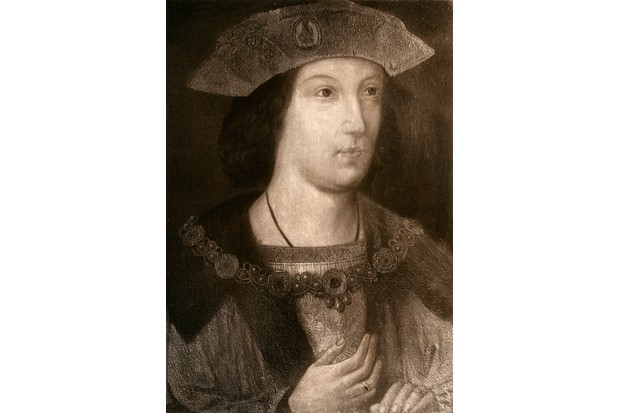An illustration of Prince Arthur
