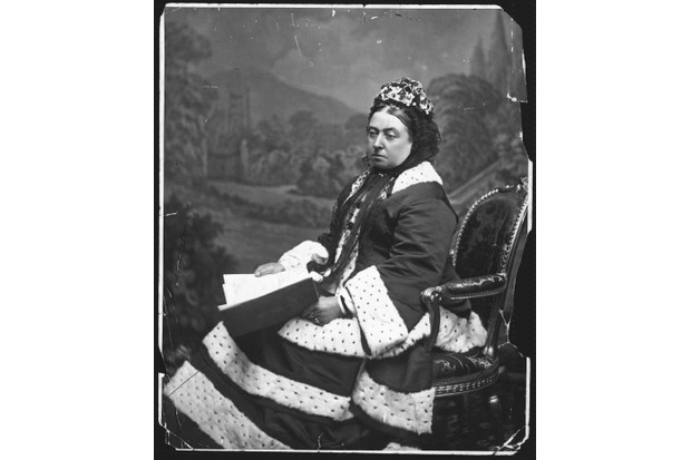 Queen Victoria aged 53. (Photo by © Hulton-Deutsch Collection/CORBIS/Corbis via Getty Images)