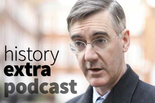 Jacob Rees-Mogg. (Photo by Getty Images)