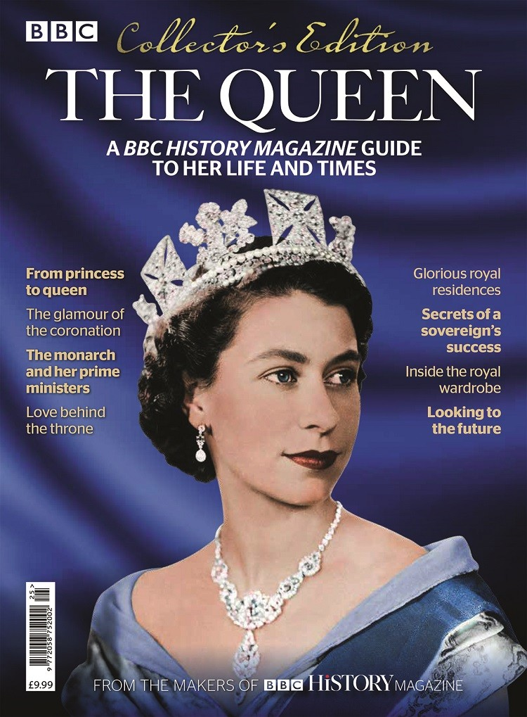 The Queen 2019 cover