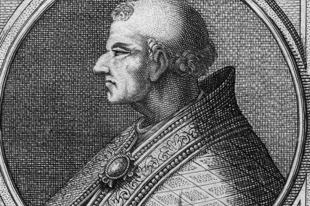 Portrait of Pope John II