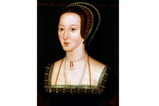 "Anne Boleyn, who was executed by beheading on 19 May 1536 after being found guilty of high treason, was said to have had ""much joy and pleasure in death"". (Photo by Ann Ronan Pictures/Print Collector/Getty Images)"