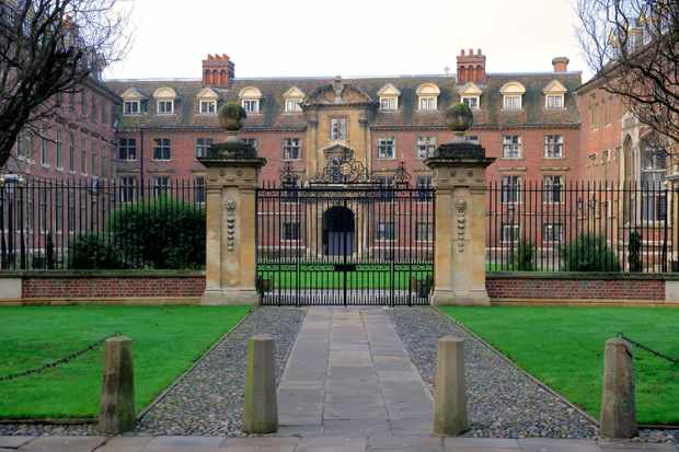 St Catharine's College, Cambridge has already removed a bell from view after concluding it came from a slave plantation. (Image by Alamy)