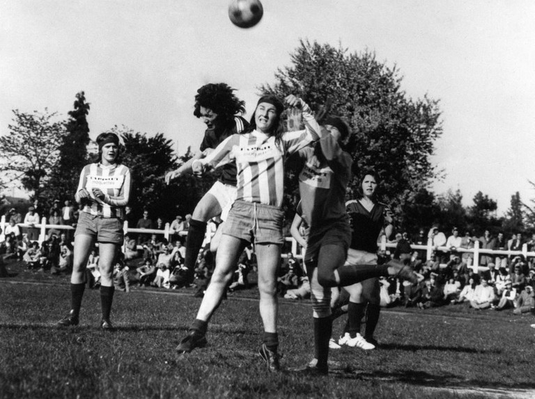 A history of women's football in Scotland