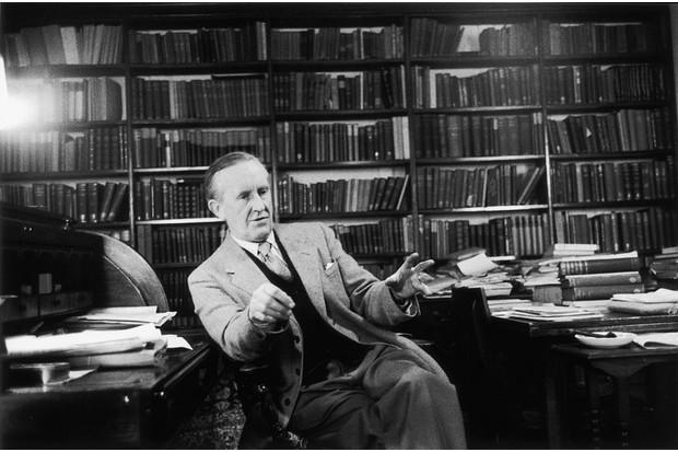 There's evidence to suggests that Chaucer may have inspired JRR Tolkien (pictured), the author of 'The Lord of the Rings'. (Photo by Haywood Magee/Getty Images)